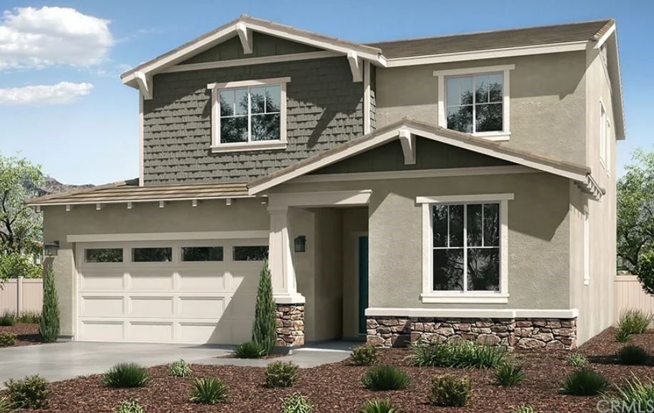 30523 Ridgely Way, Menifee, CA 92584 - MLS#: EV21208360
