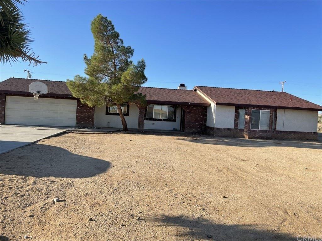 57975 Saratoga Avenue, Yucca Valley, CA 92284 - MLS#: JT21209360