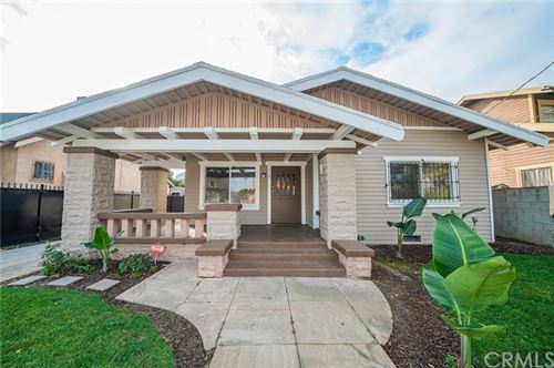 Photo of 716 W 49th Place, Los Angeles, CA 90037 (MLS # DW20044361)