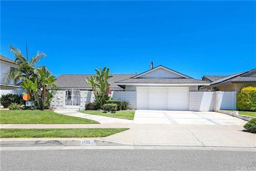 Photo of 1205 E Carleton Avenue, Orange, CA 92867 (MLS # OC21105361)