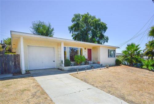 Photo of 6901 Alamo Way, La Mesa, CA 91942 (MLS # PTP2105361)