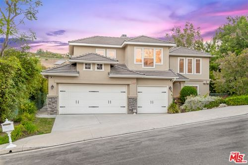 Photo of 24574 STONEGATE Drive, West Hills, CA 91304 (MLS # 19512362)