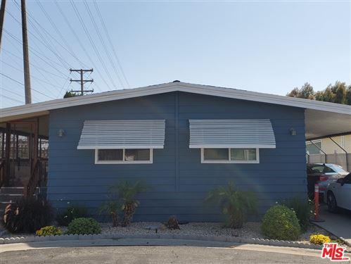 Photo of 3595 Santa Fe Avenue #SPC 28, Long Beach, CA 90810 (MLS # 21744362)