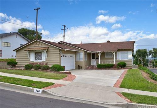 Photo of 320 Capella Avenue, La Habra, CA 90631 (MLS # CV20117362)