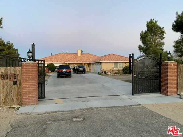 9975 Custer Avenue, Lucerne Valley, CA 92356 - MLS#: 21711362