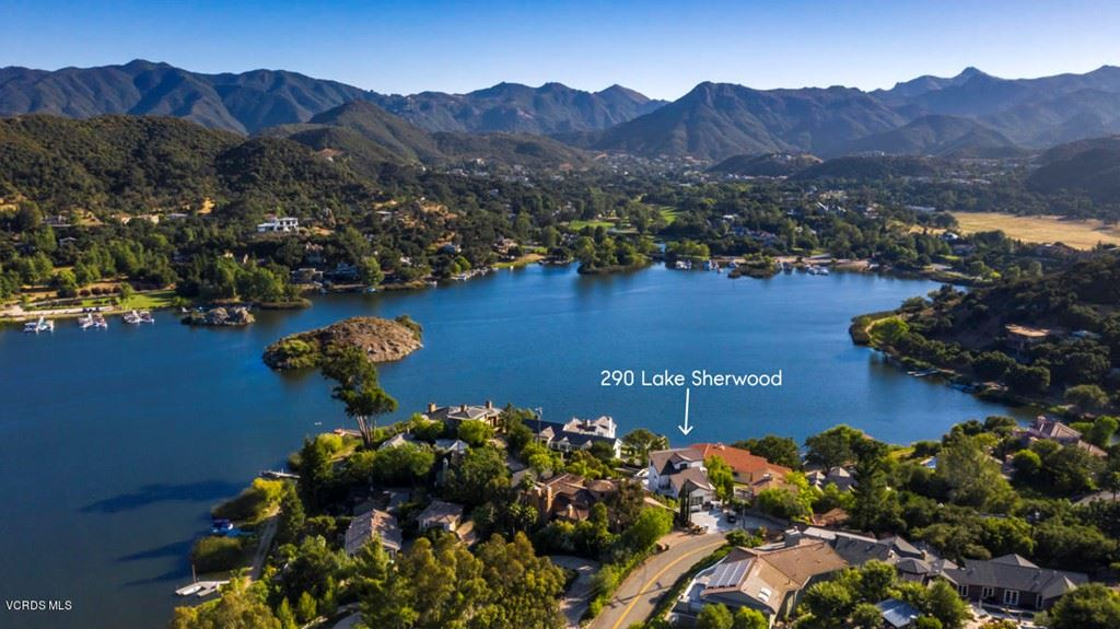 Photo of 290 Lake Sherwood Drive, Lake Sherwood, CA 91361 (MLS # 221000362)