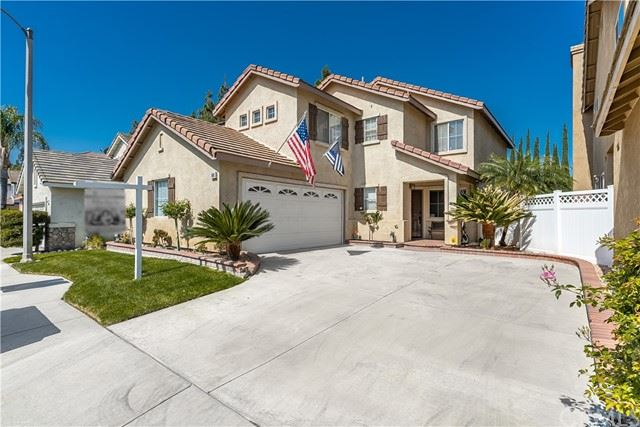 880 Bramble Lane, Corona, CA 92878 - MLS#: IG21067362