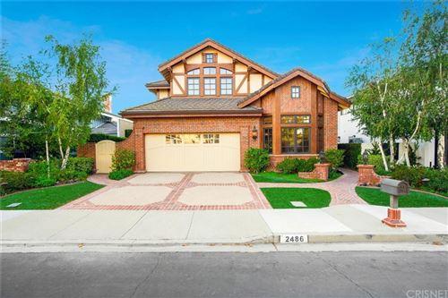 Photo of 2486 Oakshore Drive, Westlake Village, CA 91361 (MLS # SR21094363)
