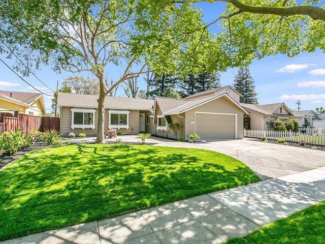 1464 Blaney Avenue, San Jose, CA 95129 - #: ML81838363