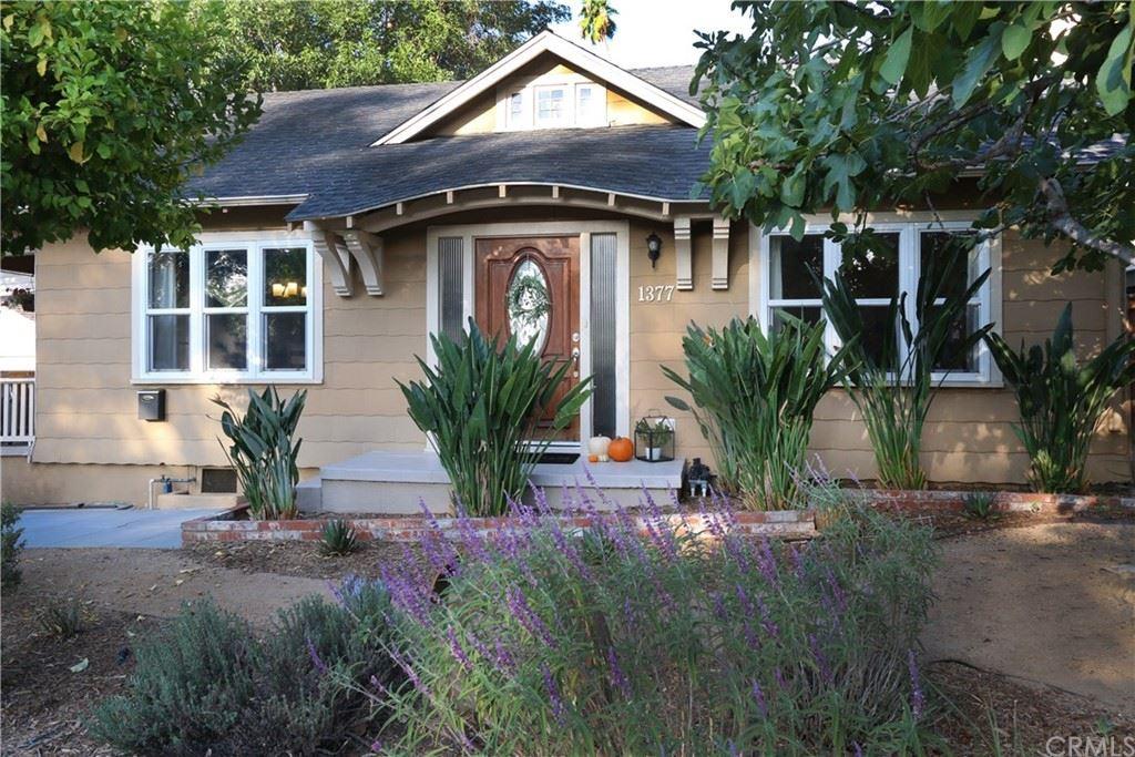 1377 Rutan Way, Pasadena, CA 91104 - MLS#: PW21191363
