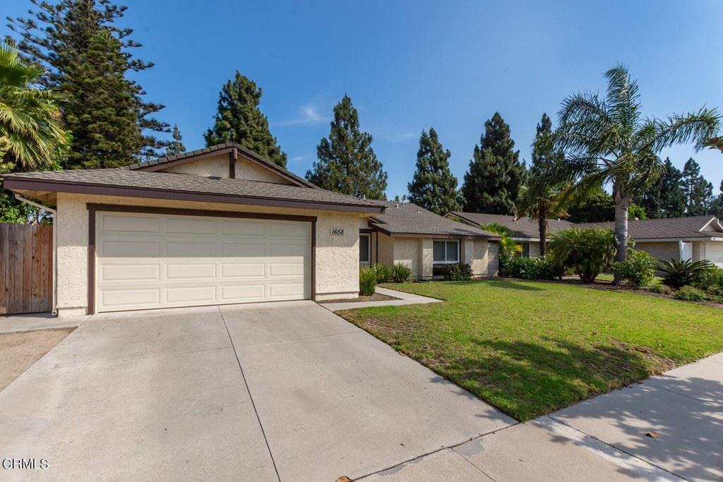 1658 Dewayne, Camarillo, CA 93010 - MLS#: V1-7363