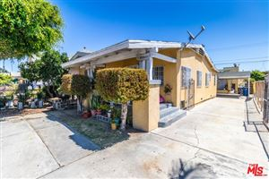 Photo of 3924 DALTON Avenue, Los Angeles, CA 90062 (MLS # 19500364)