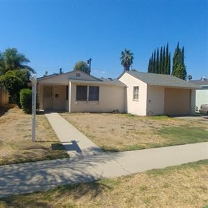 Photo of 6625 Cantaloupe Avenue, Van Nuys, CA 91405 (MLS # 219010364)