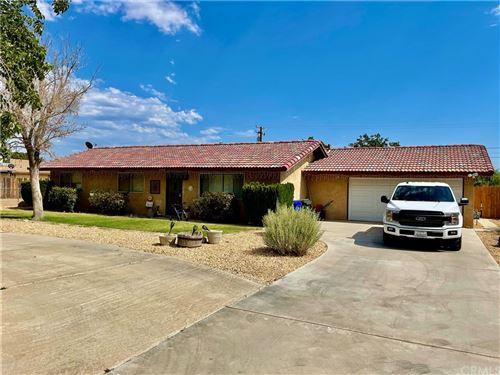 Photo of 21115 Geronimo Road, Apple Valley, CA 92308 (MLS # IV21162364)