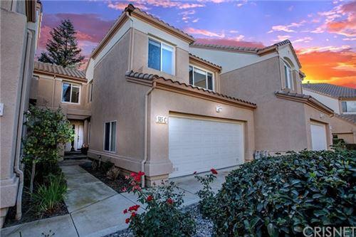Photo of 585 Sonata Way #C, Simi Valley, CA 93065 (MLS # SR20213364)