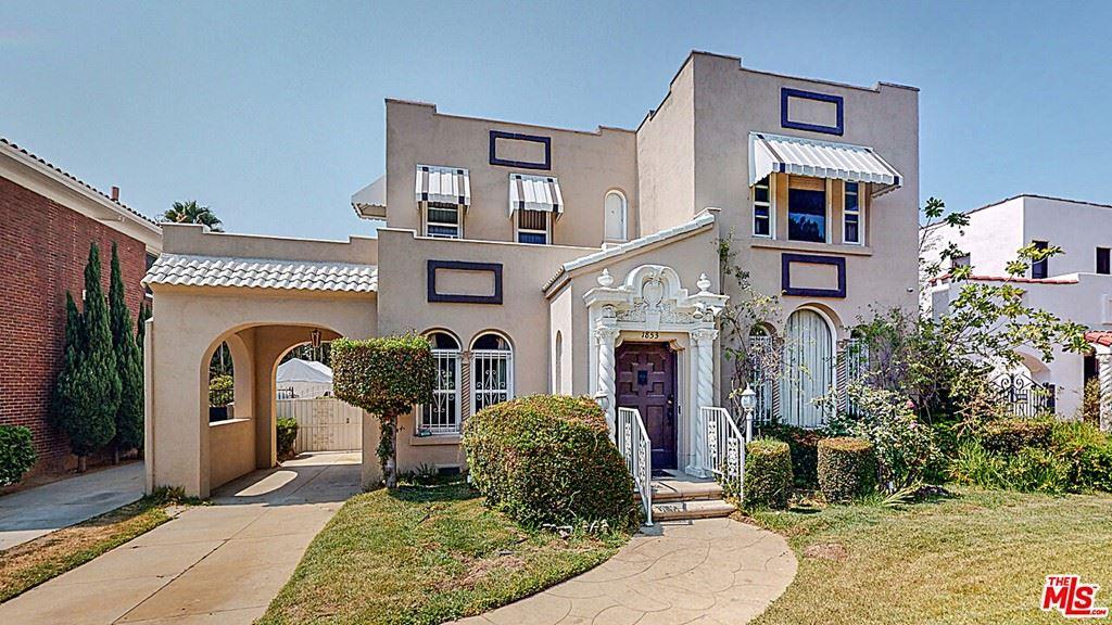 1853 Virginia Road, Los Angeles, CA 90019 - MLS#: 21777364