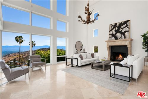 Photo of 14435 Mulholland Drive, Los Angeles, CA 90077 (MLS # 21719366)