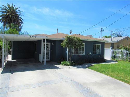 Photo of 18548 Bryant Street, Northridge, CA 91324 (MLS # SR21072366)
