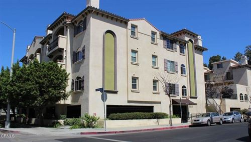 Photo of 4805 Bellflower Avenue #206, North Hollywood, CA 91601 (MLS # P1-3367)