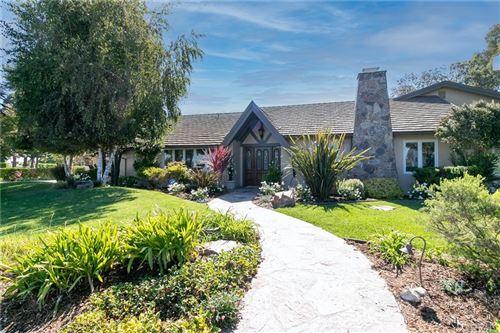 Photo of 25 Harbor Sight Drive, Rolling Hills Estates, CA 90274 (MLS # SB21176367)