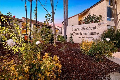 Photo of 23401 Park Sorrento #26, Calabasas, CA 91302 (MLS # SR21040367)