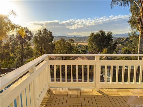 Photo of 27846 Villa Canyon Road, Castaic, CA 91384 (MLS # SR21164367)