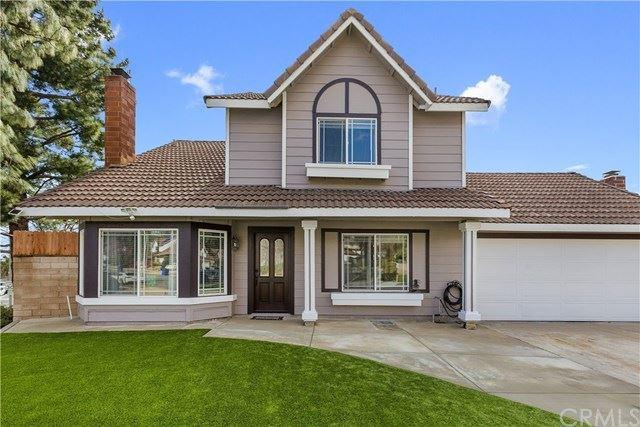 11363 Mount Johnson Court, Rancho Cucamonga, CA 91737 - #: CV21000367