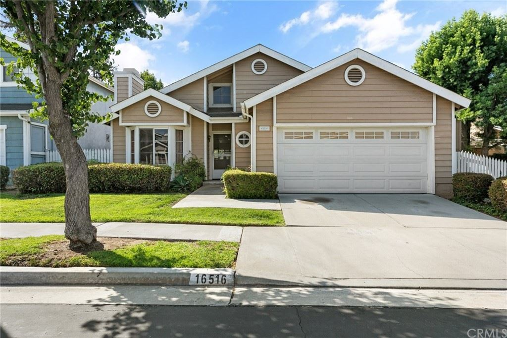 16516 Pear Blossom Court, Whittier, CA 90603 - MLS#: PW21198367