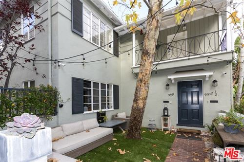 Photo of 9917 DURANT Drive, Beverly Hills, CA 90212 (MLS # 20545368)