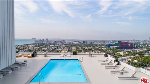 Photo of 1100 Alta Loma Road #507, West Hollywood, CA 90069 (MLS # 21704368)