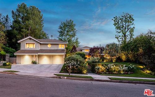 Photo of 4019 Hayvenhurst Drive, Encino, CA 91436 (MLS # 21730368)