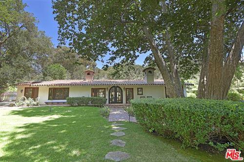Photo of 6138 Ramirez Canyon Road, Malibu, CA 90265 (MLS # 21760368)