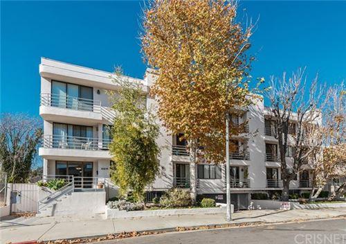 Photo of 4619 Kester Avenue #11, Sherman Oaks, CA 91403 (MLS # SR21078368)