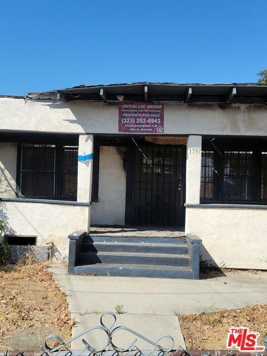 1597 W 37Th Street, Los Angeles, CA 90018 - MLS#: 21785368