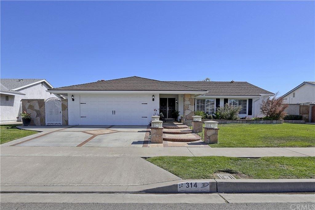 314 E Riverview Avenue, Orange, CA 92865 - MLS#: PW21222368