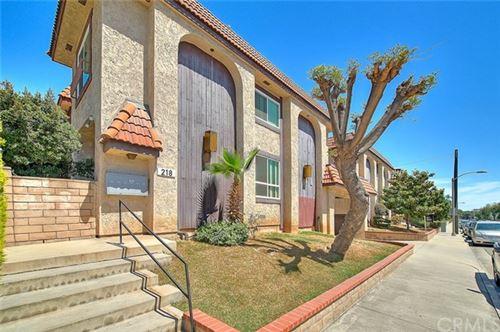 Photo of 212 N Marguerita Avenue #E, Alhambra, CA 91801 (MLS # AR21127369)