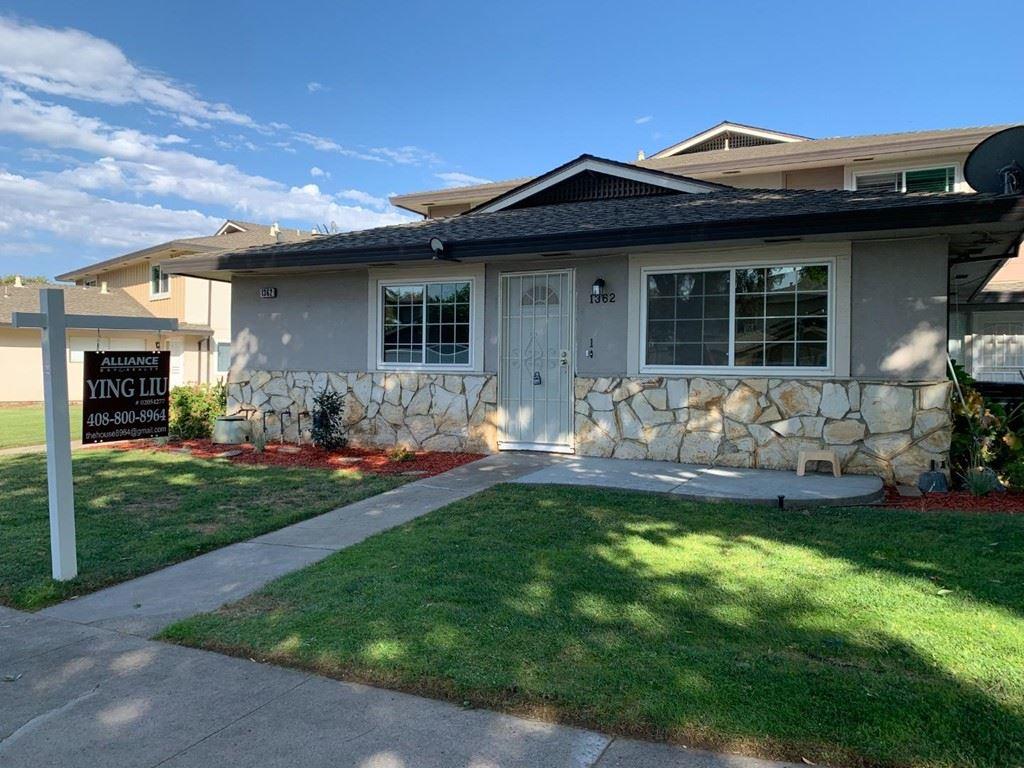 1362 Shawn Drive #1, San Jose, CA 95118 - MLS#: ML81854369