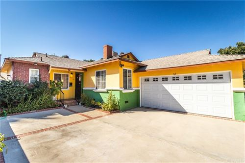 Tiny photo for 6631 Cleon Avenue, North Hollywood, CA 91606 (MLS # BB21207370)