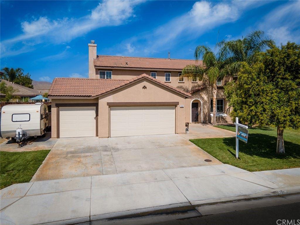 266 Solana Street, San Jacinto, CA 92582 - MLS#: SW21154371