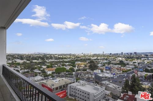 Photo of 1100 ALTA LOMA Road #1008, West Hollywood, CA 90069 (MLS # 20545372)