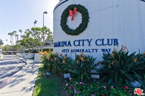 Photo of 4316 Marina City #202G, Marina del Rey, CA 90292 (MLS # 20580372)