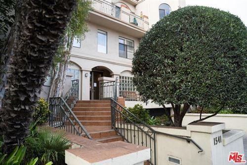 Photo of 1541 S Bedford Street #205, Los Angeles, CA 90035 (MLS # 21724372)