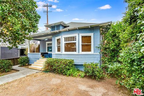 Photo of 1163 Nelrose Avenue, Venice, CA 90291 (MLS # 21746372)