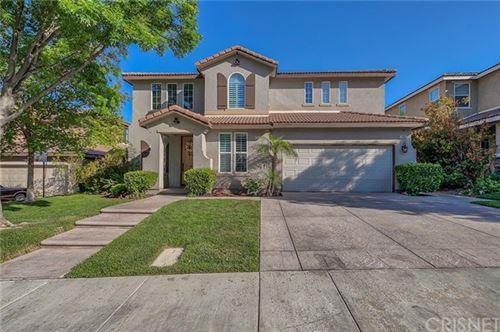 Photo of 23852 Rio Ranch Way, Valencia, CA 91354 (MLS # SR21096372)