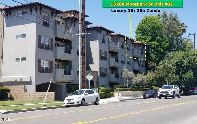 Photo of 13200 Moorpark Street #402, Sherman Oaks, CA 91423 (MLS # P1-5372)