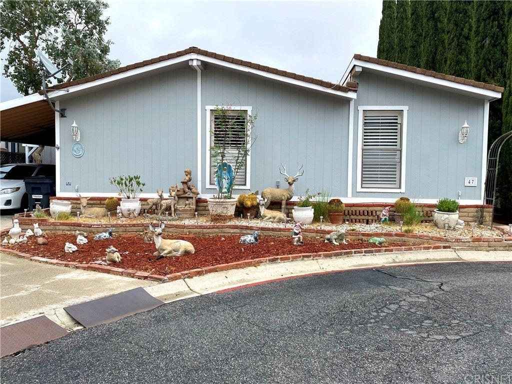 24425 Woolsey Cyn #47, West Hills, CA 91304 - MLS#: SR21181372