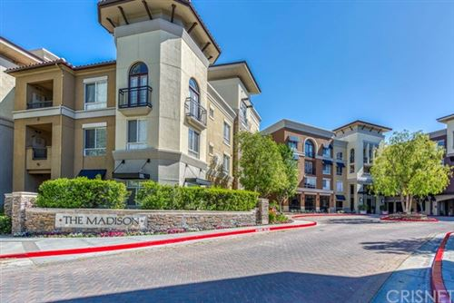 Photo of 24505 Town Center Drive #7201, Valencia, CA 91355 (MLS # SR20191373)