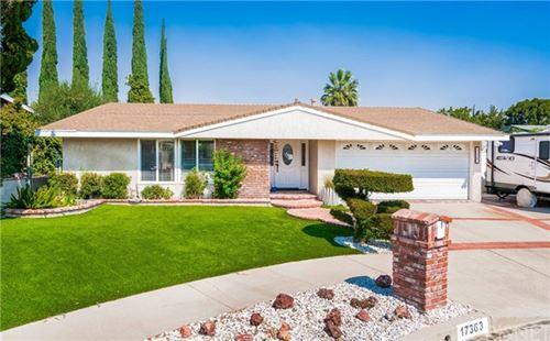 Photo of 17363 Tennyson Place, Granada Hills, CA 91344 (MLS # SR20205373)