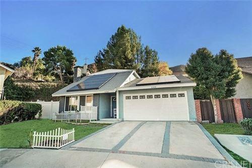 Photo of 21422 Carol Sue Lane, Saugus, CA 91350 (MLS # SR20243373)