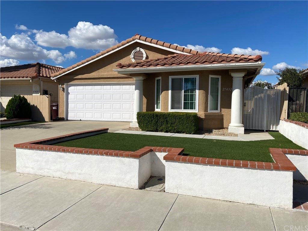 27432 Alta Vista Way, Menifee, CA 92585 - MLS#: SW21222373